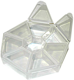 7 sided box