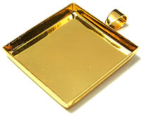 Square Gold