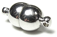 Double Ball clasp